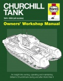 CHURCHILL TANK MANUAL