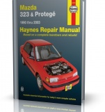 MAZDA 323 & MAZDA PROTEGE (1990 - 2003) - Haynes Repair Manual